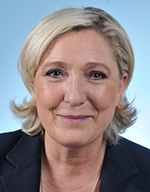 Photo - Marine Le Pen